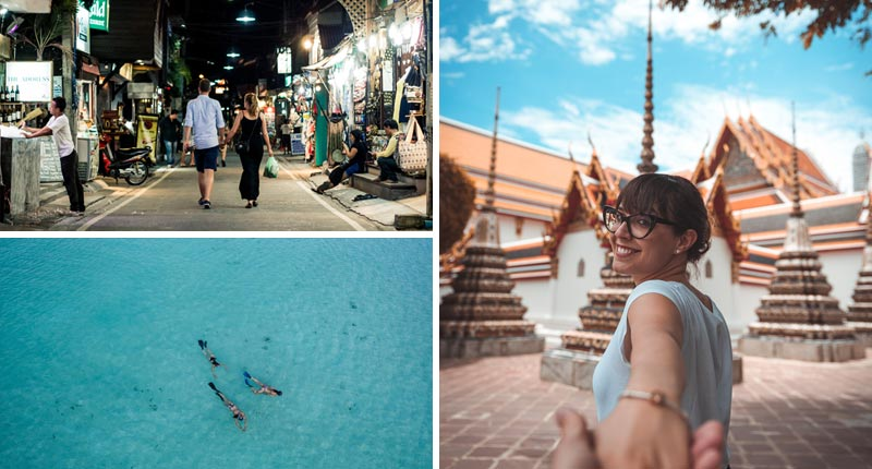 Activities in Thailand while teaching English - TEFL