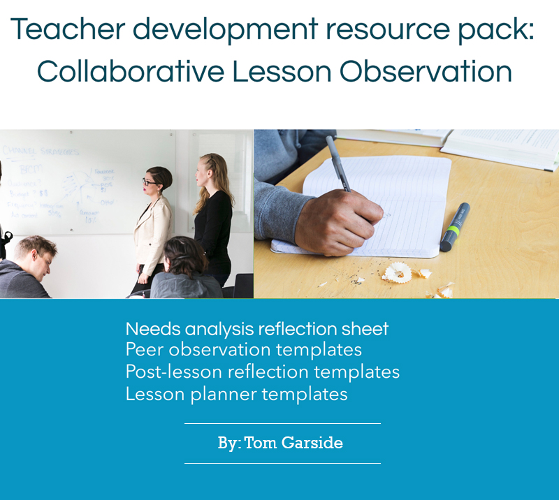 Collaborative observation resource pack