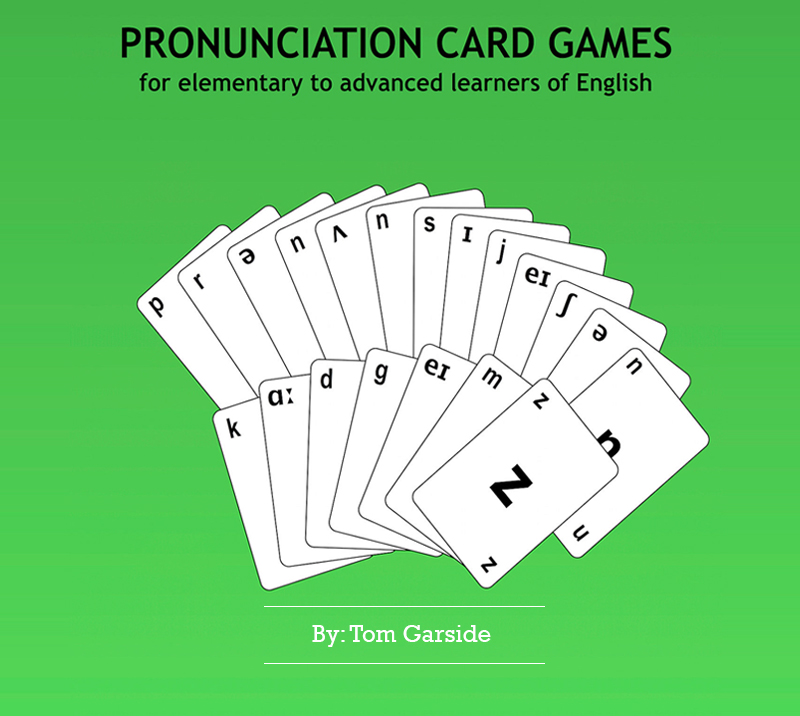 Pronunciation Card Games