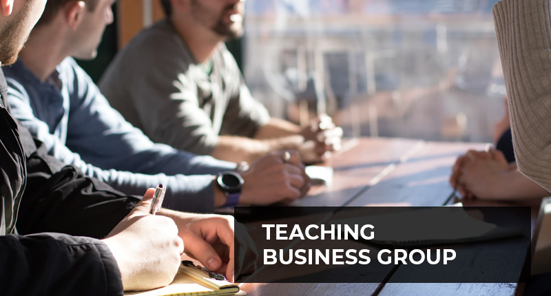 Teaching Business Group